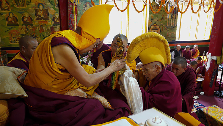 Photo Ven Tenzin Jamphel